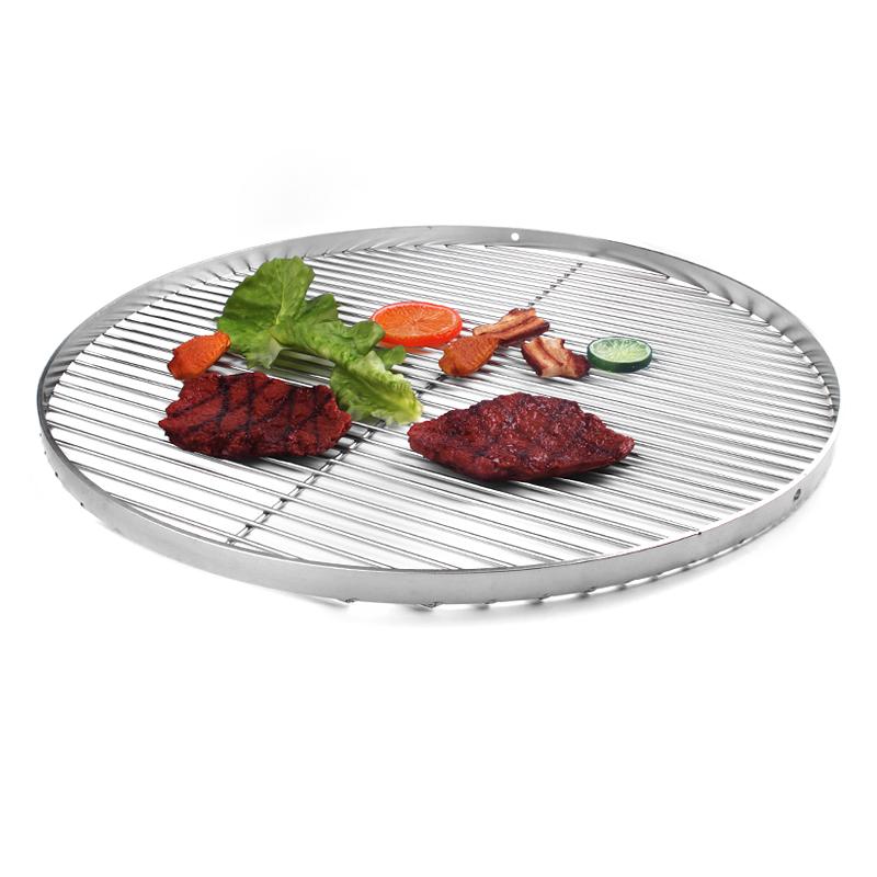 edelstahl grillrost 70 cm grillgitter ersatzrost grillzubehoer. Black Bedroom Furniture Sets. Home Design Ideas
